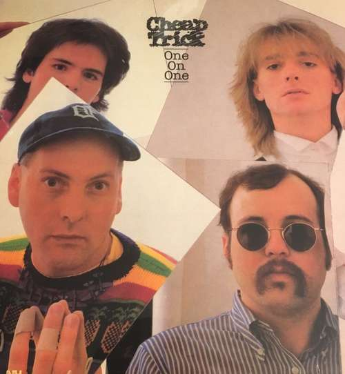 Bild Cheap Trick - One On One (LP, Album, RM, 180) Schallplatten Ankauf