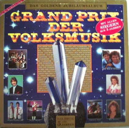 Bild Various - Das Beste Vom Grand Prix Der Volksmusik (LP, Comp) Schallplatten Ankauf