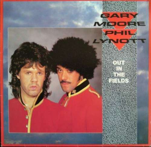 Bild Gary Moore And Phil Lynott - Out In The Fields (12) Schallplatten Ankauf