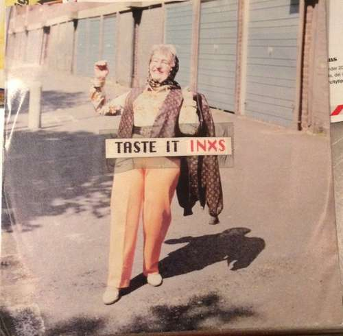 Bild INXS - Taste It (7, Single) Schallplatten Ankauf