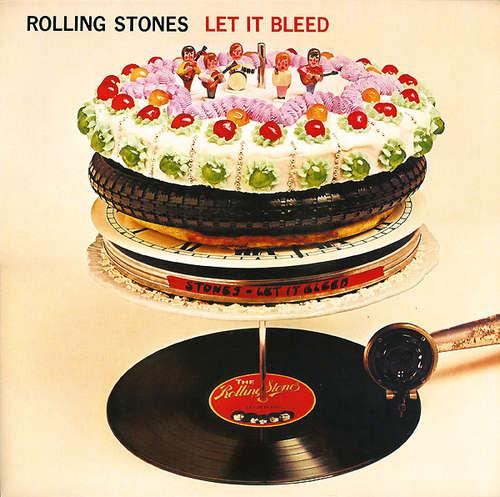 Cover The Rolling Stones - Let It Bleed (LP, Album, RE, RM) Schallplatten Ankauf