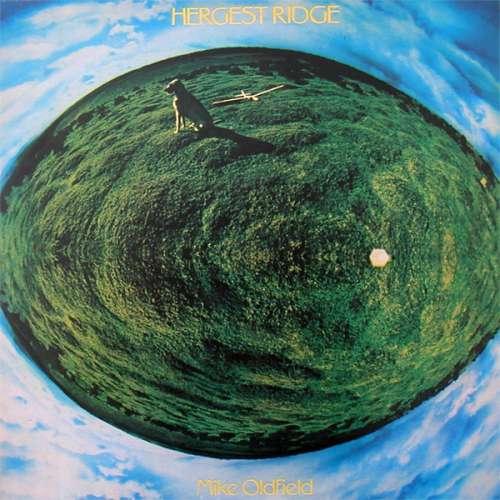 Cover Mike Oldfield - Hergest Ridge (LP, Album) Schallplatten Ankauf