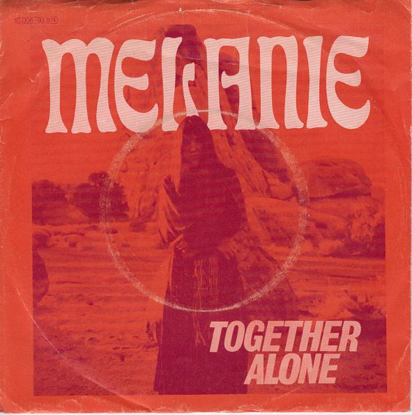 Bild Melanie (2) - Together Alone (7, Single) Schallplatten Ankauf