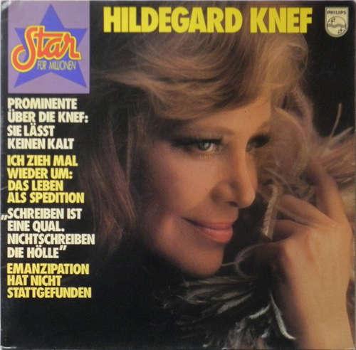 Cover Hildegard Knef - Star Für Millionen (LP, Comp, Gat) Schallplatten Ankauf