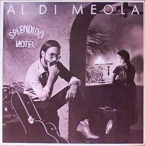 Cover zu Al Di Meola - Splendido Hotel (2xLP, Album, Gat) Schallplatten Ankauf