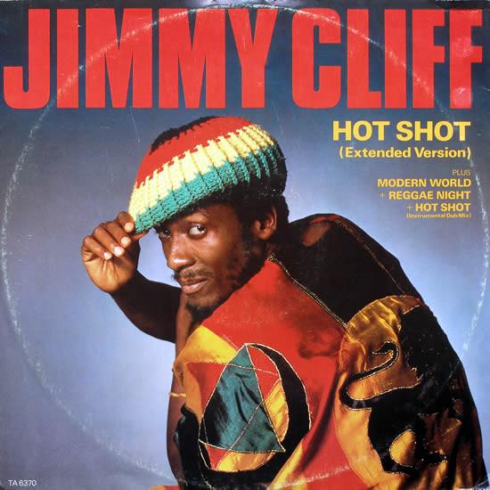 Bild Jimmy Cliff - Hot Shot (12) Schallplatten Ankauf