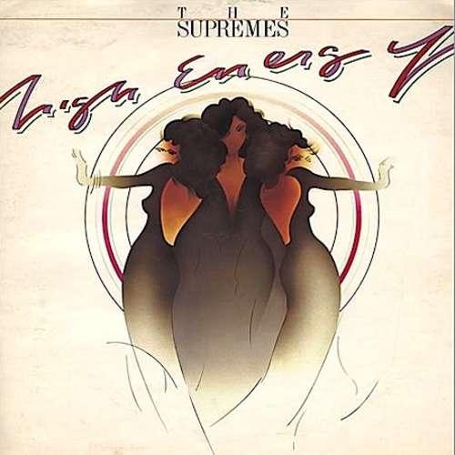 Bild The Supremes - High Energy (LP, Album) Schallplatten Ankauf