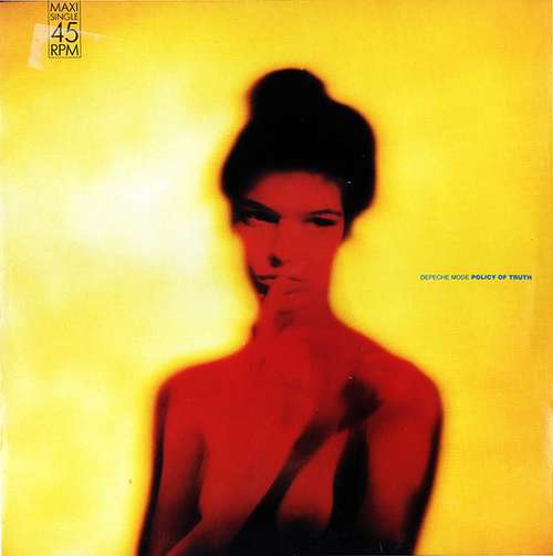 Cover Depeche Mode - Policy Of Truth (12, Maxi) Schallplatten Ankauf