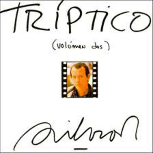 Cover Silvio Rodríguez - Tríptico (Volúmen Dos) (LP, Album) Schallplatten Ankauf