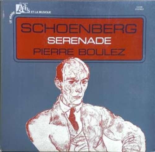 Bild Schoenberg* / Pierre Boulez - Serenade (LP) Schallplatten Ankauf