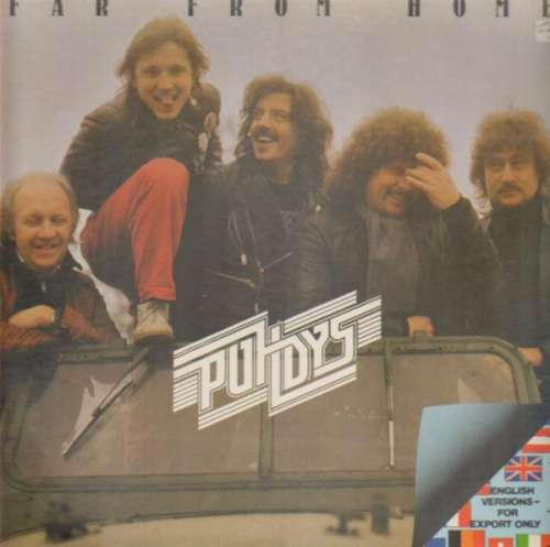Cover Puhdys - Far From Home (LP) Schallplatten Ankauf
