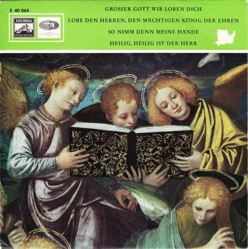 Bild Chor Der St. Hedwigs-Kathedrale Berlin Und Knabenchor Der St. Hedwigs-Kathedrale Berlin - Grosser Gott Wir Loben Dich (7, EP) Schallplatten Ankauf