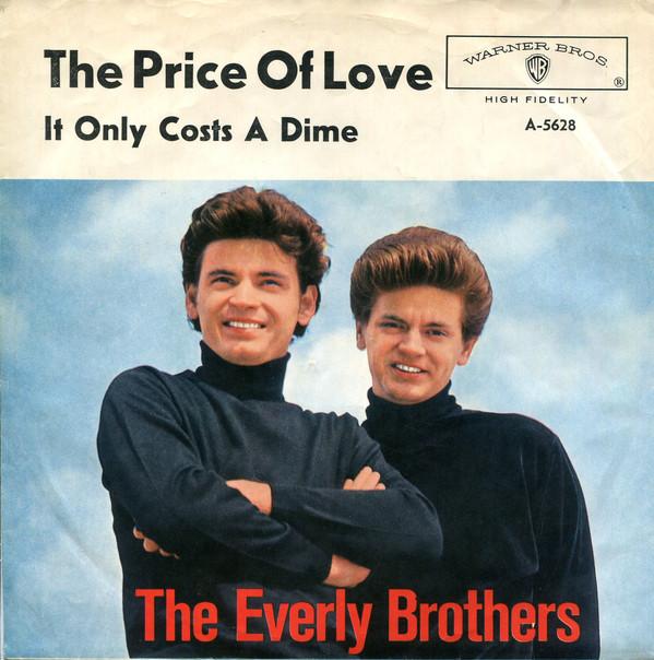 Bild The Everly Brothers* - The Price Of Love (7, Single) Schallplatten Ankauf