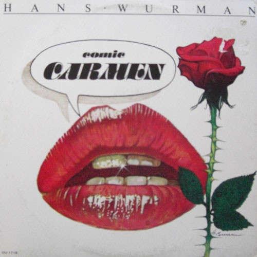 Bild Hans Wurman - Comic Carmen (LP) Schallplatten Ankauf