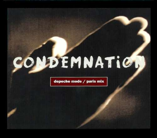 Cover Depeche Mode - Condemnation (CD, Single) Schallplatten Ankauf
