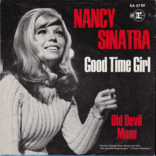 Bild Nancy Sinatra - Good Time Girl (7, Single) Schallplatten Ankauf
