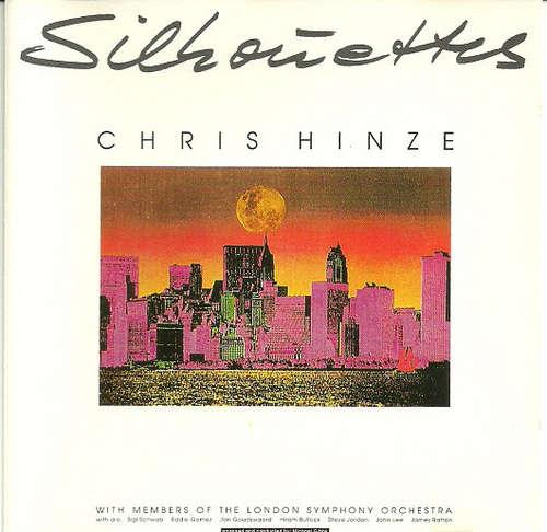 Bild Chris Hinze - Silhouettes (LP) Schallplatten Ankauf