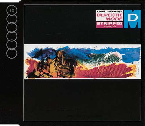 Cover Depeche Mode - Stripped (CD, Single) Schallplatten Ankauf