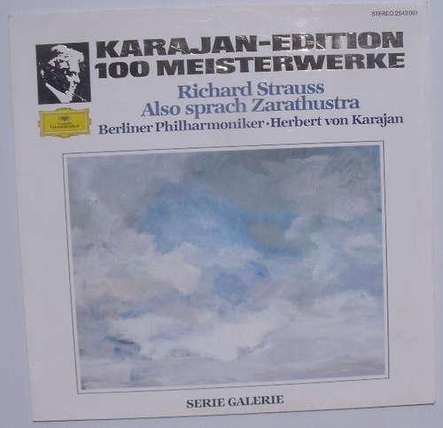 Bild Richard Strauss - Berliner Philharmoniker ● Herbert Von Karajan - Also Sprach Zarathustra (LP, Album, RE) Schallplatten Ankauf