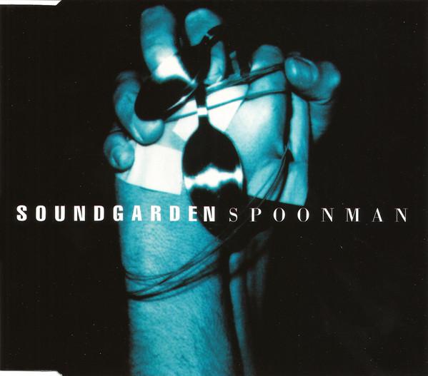 Cover Soundgarden - Spoonman (CD, Single) Schallplatten Ankauf