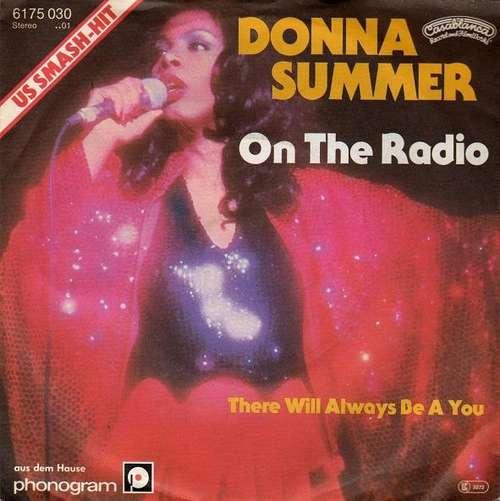 Bild Donna Summer - On The Radio (7, Single) Schallplatten Ankauf