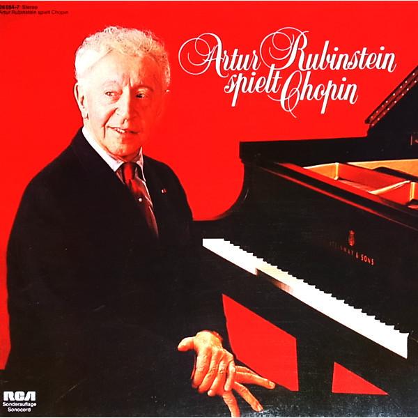 Bild Arthur Rubinstein - Arthur Rubinstein Spielt Chopin (2xLP, Album, Comp, Club, RM, Gat) Schallplatten Ankauf