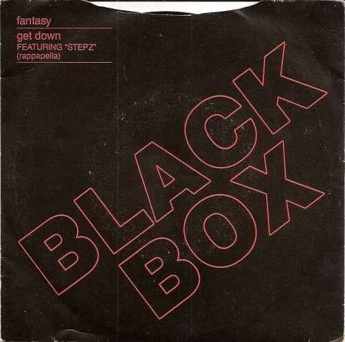 Bild Black Box - Fantasy / Get Down (Rappapella) (7, Single, Red) Schallplatten Ankauf