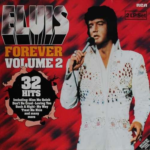 Cover Elvis Presley - Elvis Forever Volume 2 (2xLP, Comp) Schallplatten Ankauf