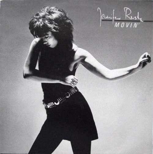 Bild Jennifer Rush - Movin' (LP, Album, Club) Schallplatten Ankauf