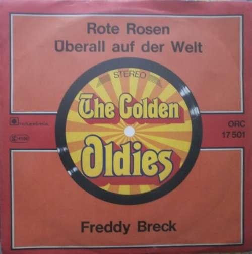 Bild Freddy Breck - Rote Rosen (7, Single) Schallplatten Ankauf