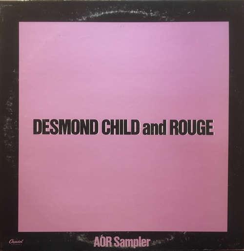 Bild Desmond Child And Rouge - AOR Sampler (12, S/Sided, EP, Promo) Schallplatten Ankauf