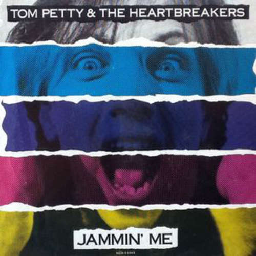 Cover Tom Petty & The Heartbreakers* - Jammin' Me (12, Maxi) Schallplatten Ankauf