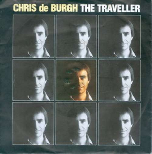 Cover zu Chris De Burgh - The Traveller (7, Single) Schallplatten Ankauf