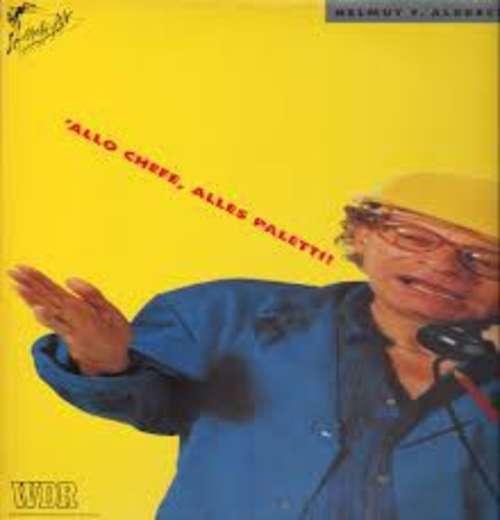 Bild Helmut F. Albrecht - 'Allo Chefe, Alles Paletti! (LP) Schallplatten Ankauf