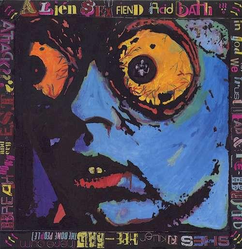 Bild Alien Sex Fiend - Acid Bath (LP, Album) Schallplatten Ankauf