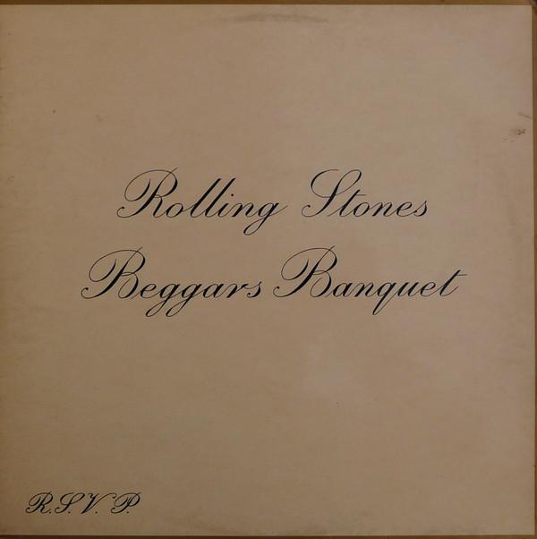 Cover Rolling Stones* - Beggars Banquet (LP, Album, RP, Gat) Schallplatten Ankauf