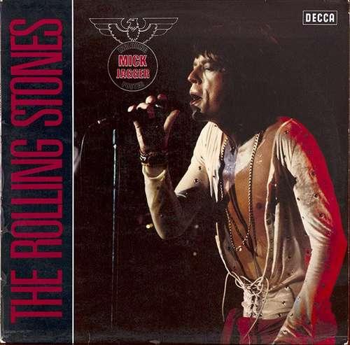Cover The Rolling Stones - The Rolling Stones (LP, Album, RE, Pos) Schallplatten Ankauf