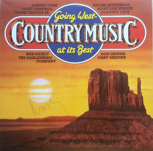 Bild Various - Going West (Country Music At It's Best) (LP, Comp) Schallplatten Ankauf