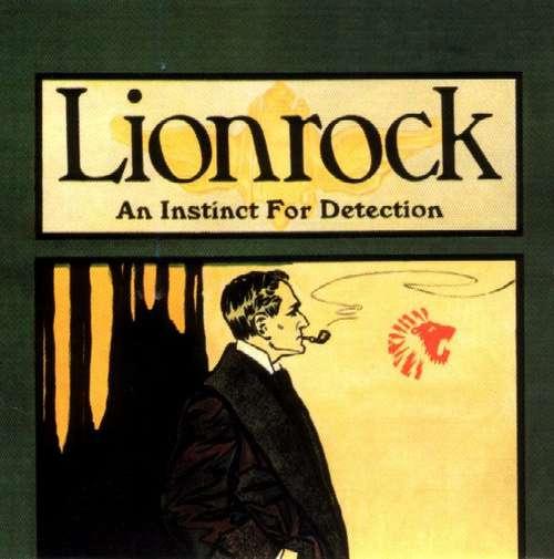 Bild Lionrock - An Instinct For Detection (CD, Album) Schallplatten Ankauf