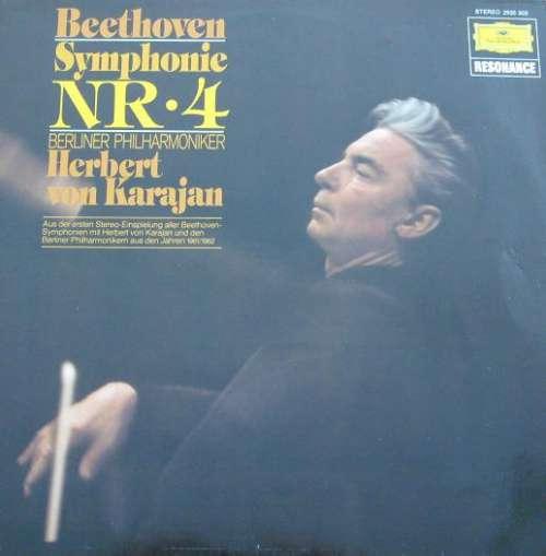 Bild Beethoven*, Berliner Philharmoniker · Herbert von Karajan - Symphonie Nr. 4 (LP, Album, RE) Schallplatten Ankauf