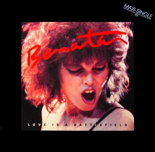 Bild Benatar* - Love Is A Battlefield (12, Maxi) Schallplatten Ankauf