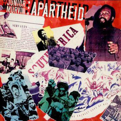 Cover Junior Murvin - Apartheid (LP, Album) Schallplatten Ankauf