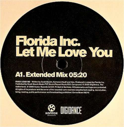 Bild Florida Inc. - Let Me Love You (12) Schallplatten Ankauf