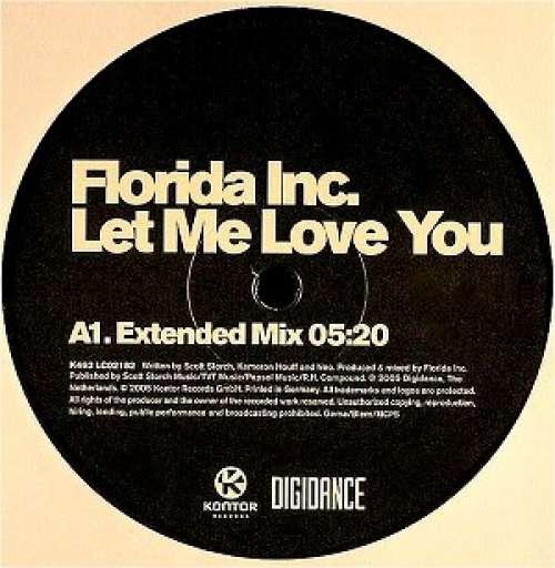 Bild Florida Inc. - Let Me Love You (12) Schallplatten Ankauf