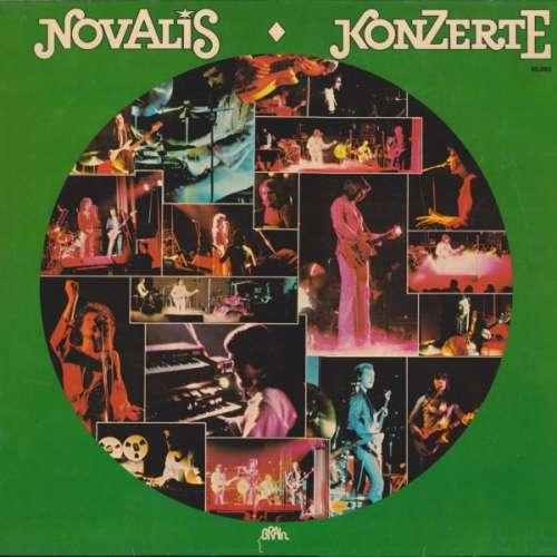 Bild Novalis (3) - Konzerte (LP, Album) Schallplatten Ankauf