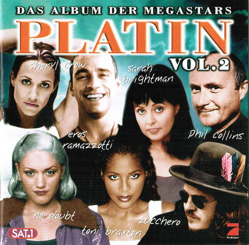 Cover Various - Platin Vol. 2 (2xCD, Comp) Schallplatten Ankauf