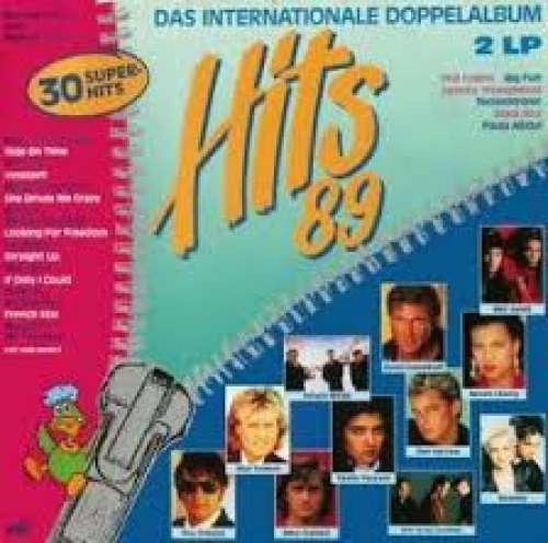 Cover Various - Hits 89 - Das Internationale Doppelalbum (2xLP, Comp) Schallplatten Ankauf