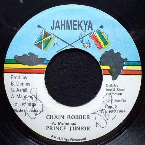 Bild Prince Junior (2) - Chain Robber  (7) Schallplatten Ankauf