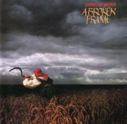 Cover Depeche Mode - A Broken Frame (CD, Album, RP) Schallplatten Ankauf