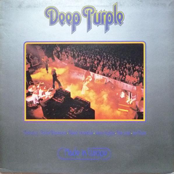 Cover Deep Purple - Made In Europe (LP, Album, Gat) Schallplatten Ankauf
